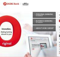 ocbc.com screenshot