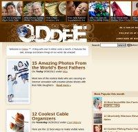 oddee.com screenshot