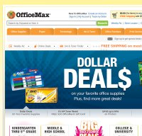 officemax.com screenshot
