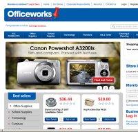 officeworks.com.au screenshot