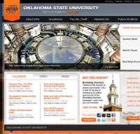 okstate.edu screenshot