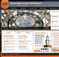 okstate.edu screenshot