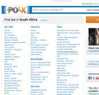 olx.co.za screenshot