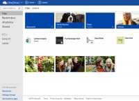 onedrive.live.com screenshot