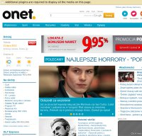 onet.pl screenshot