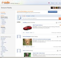 oodle.com screenshot
