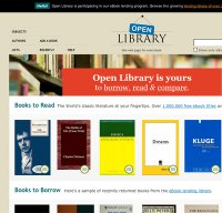 openlibrary.org screenshot