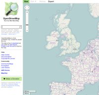 openstreetmap.org screenshot