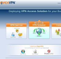 openvpn.net screenshot