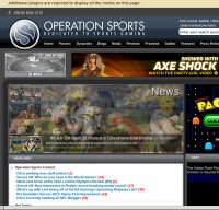 operationsports.com screenshot