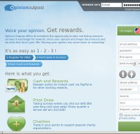 opinionoutpost.com screenshot