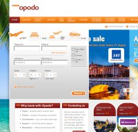 opodo.co.uk screenshot