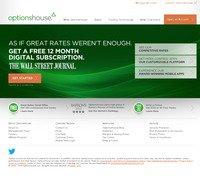 optionshouse.com screenshot