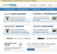 optionsxpress.com screenshot