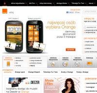 orange.pl screenshot