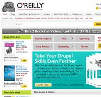oreilly.com screenshot