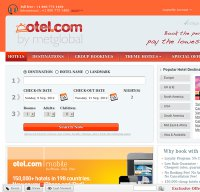 otel.com screenshot