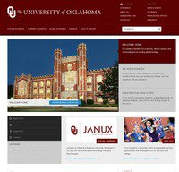 ou.edu screenshot