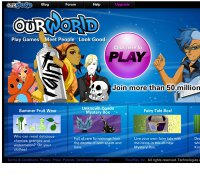 ourworld.com screenshot