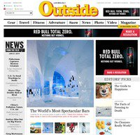 outsideonline.com screenshot