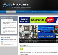 overclockers.com screenshot
