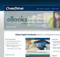 overdrive.com screenshot