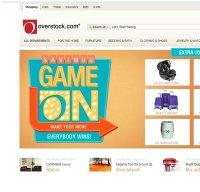 overstock.com screenshot