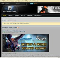 ownedcore.com screenshot