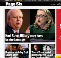 pagesix.com screenshot