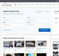 pakwheels.com screenshot