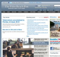 palmbeachpost.com screenshot