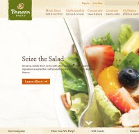 panerabread.com screenshot