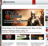 paradoxplaza.com screenshot