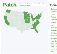 patch.com screenshot