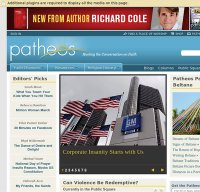 patheos.com screenshot