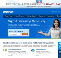 paychex.com screenshot