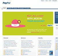 paypal.com.au screenshot