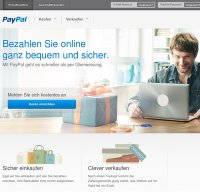 paypal.de screenshot