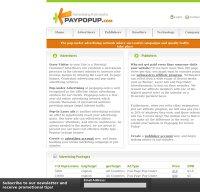 paypopup.com screenshot