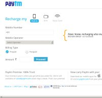 paytm.com screenshot