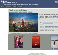 pbase.com screenshot