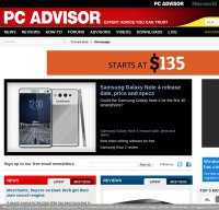 pcadvisor.co.uk screenshot