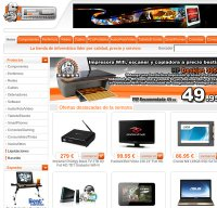 pccomponentes.com screenshot