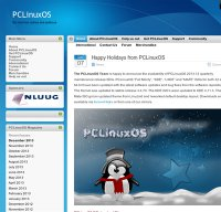 pclinuxos.com screenshot