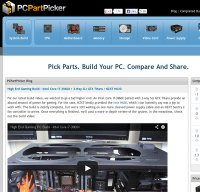 pcpartpicker.com screenshot