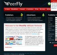peerfly.com screenshot