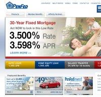 penfed.org screenshot