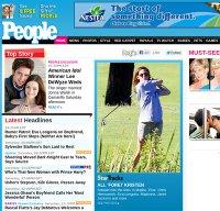 people.com screenshot