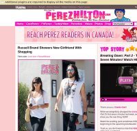 perezhilton.com screenshot