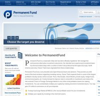 permanentfund.net screenshot